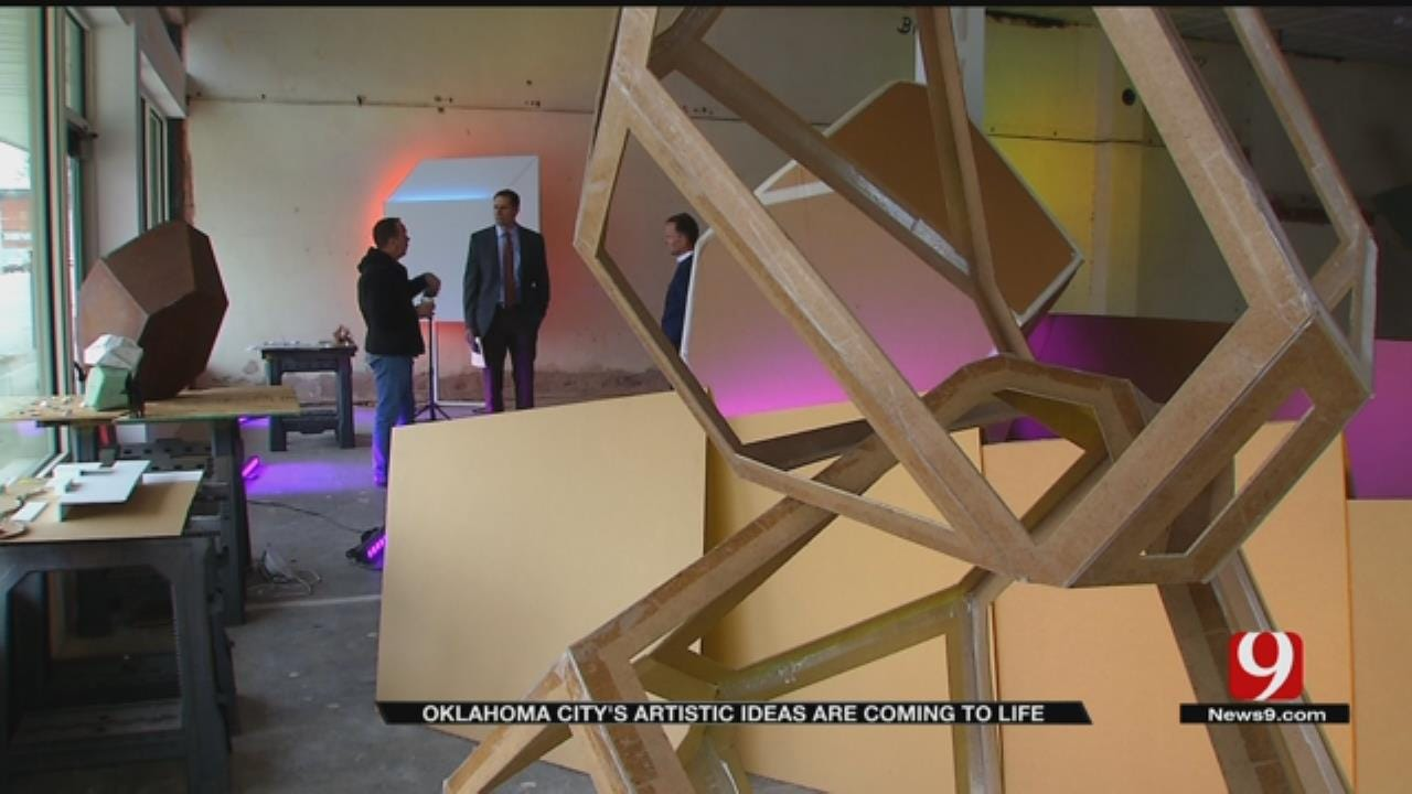 OKC Announces New Art Projects