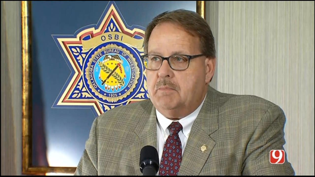 OSBI Holds News Conference On Chickasha Murder Investigation
