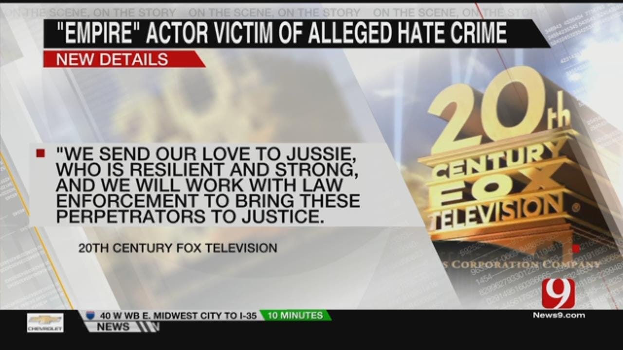 Star On Empire Claims To Be Victim Of Possible Hate Crime