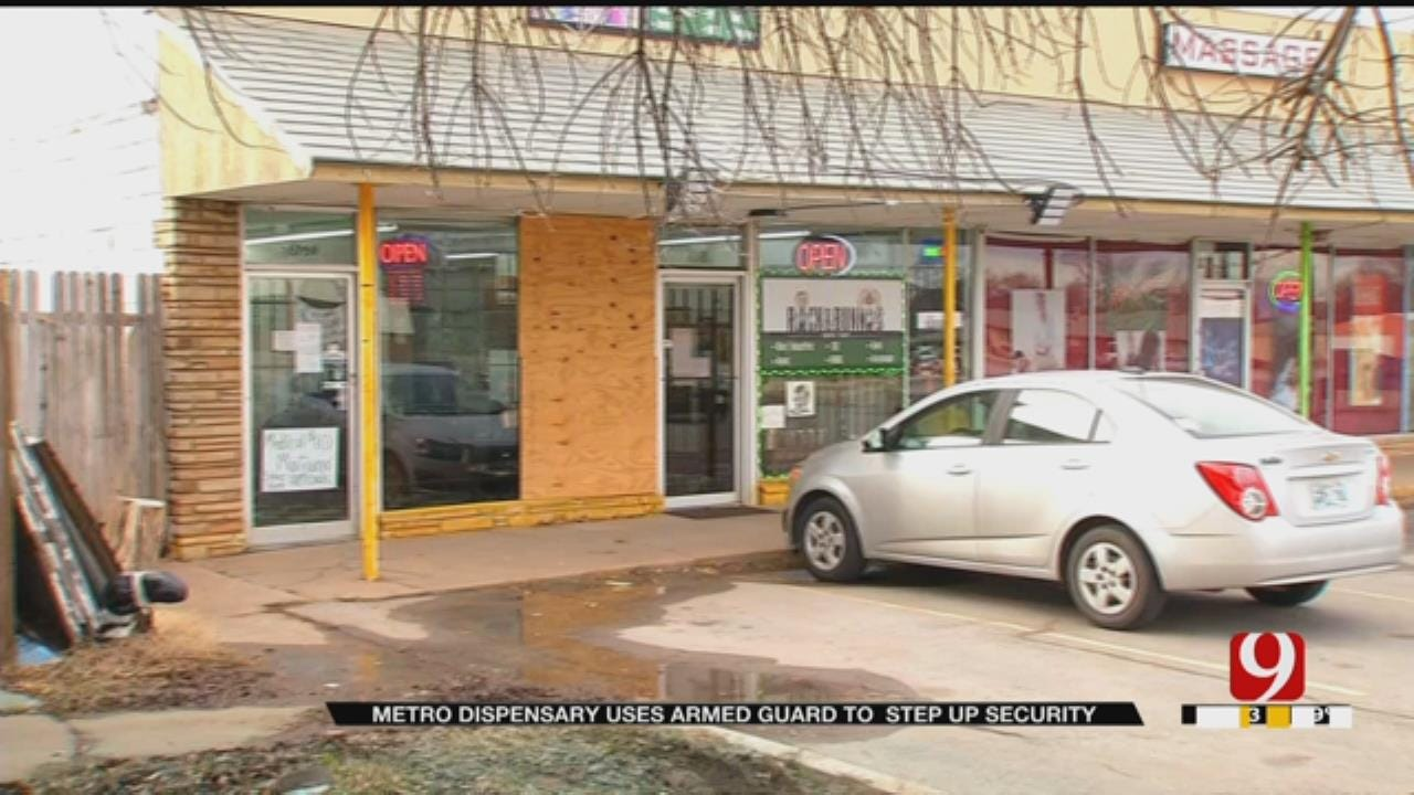 OKC Smoke Shop Expands Into Medical Marijuana Dispensary