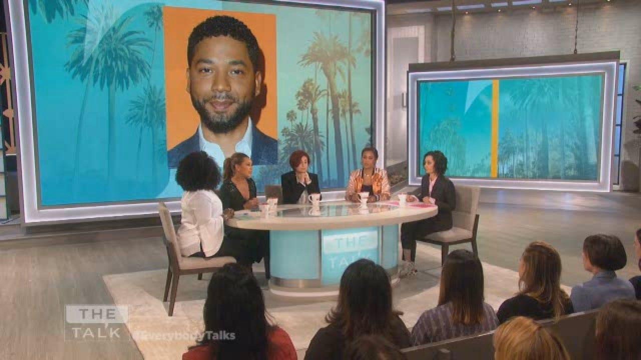 Eve Calls Brutal Attack on Jussie Smollett 'Domestic Terrorism'