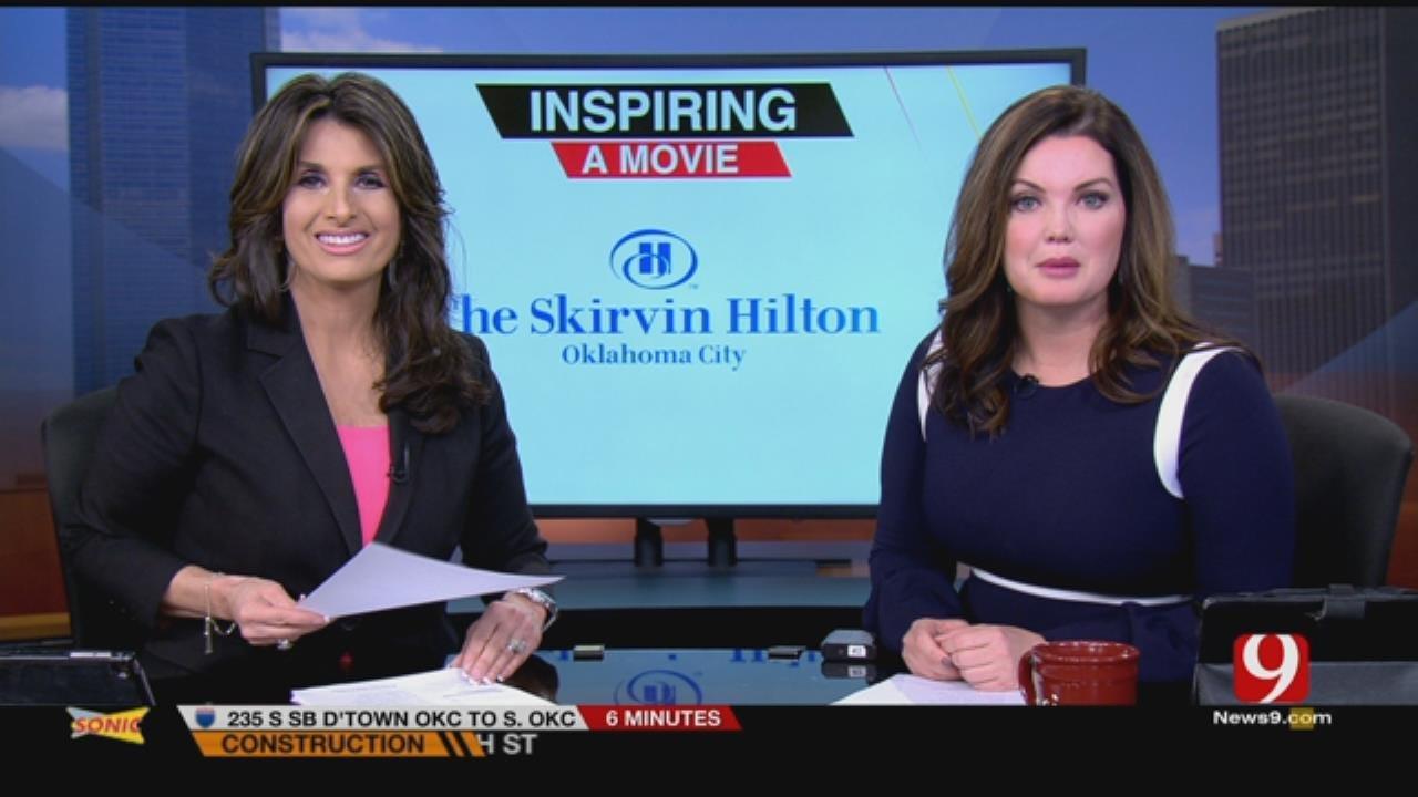 Skirvin Hotel Inspires Movie Starring NBA Star Kyrie Irving