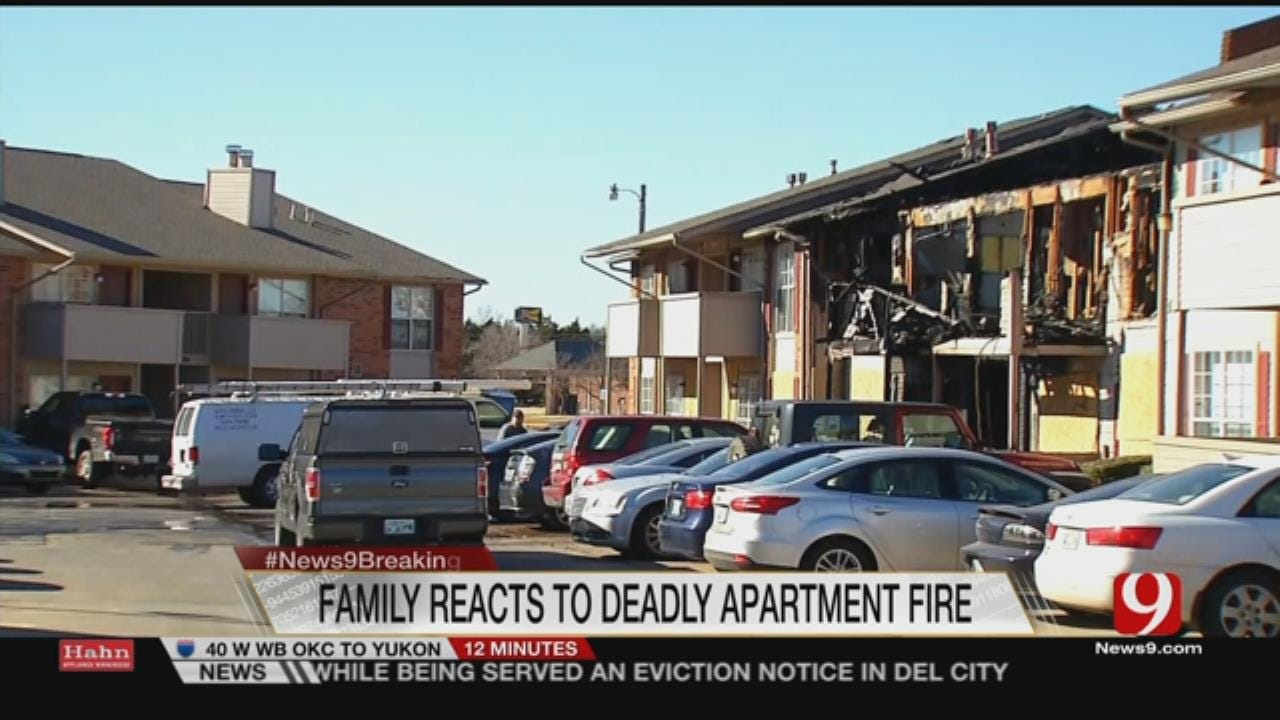 Firefighters Reiterating Fire Safety Tips After Recent NW OKC Apartment Fire