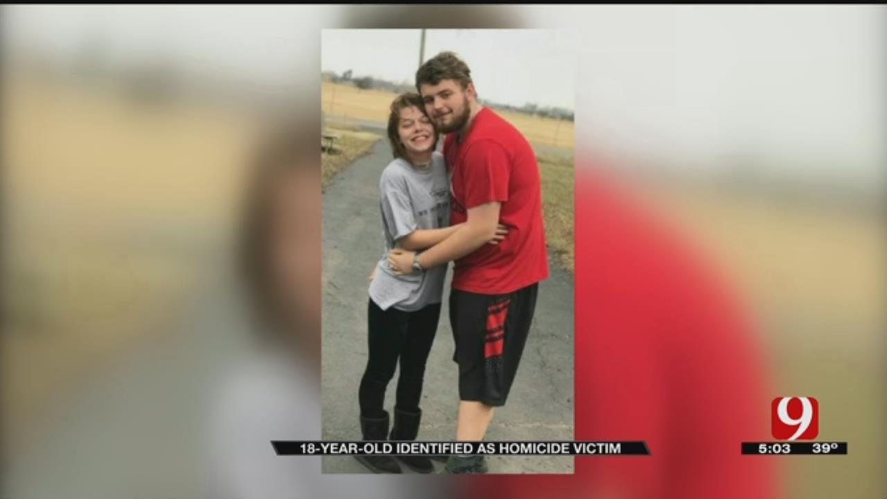 Teen Identified As Chickasha Homicide Victim