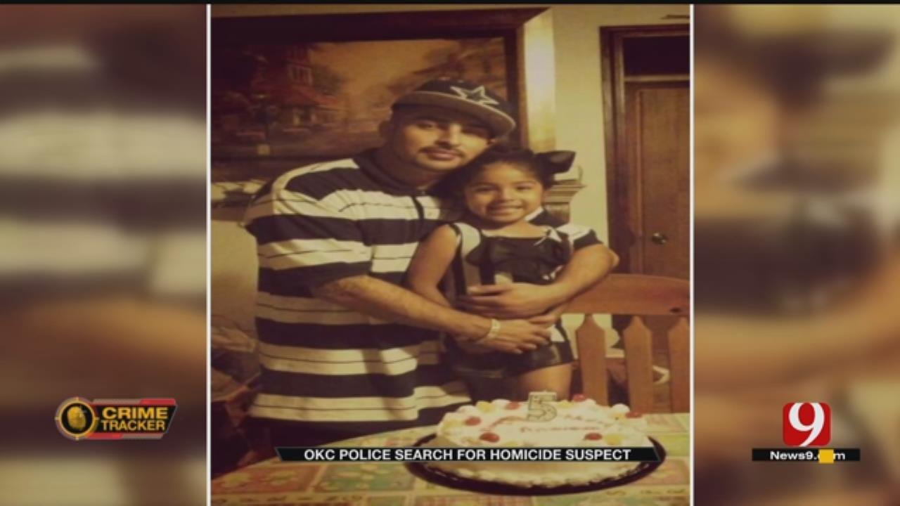Man Found Dead; OKC Police Search For Suspected Killer