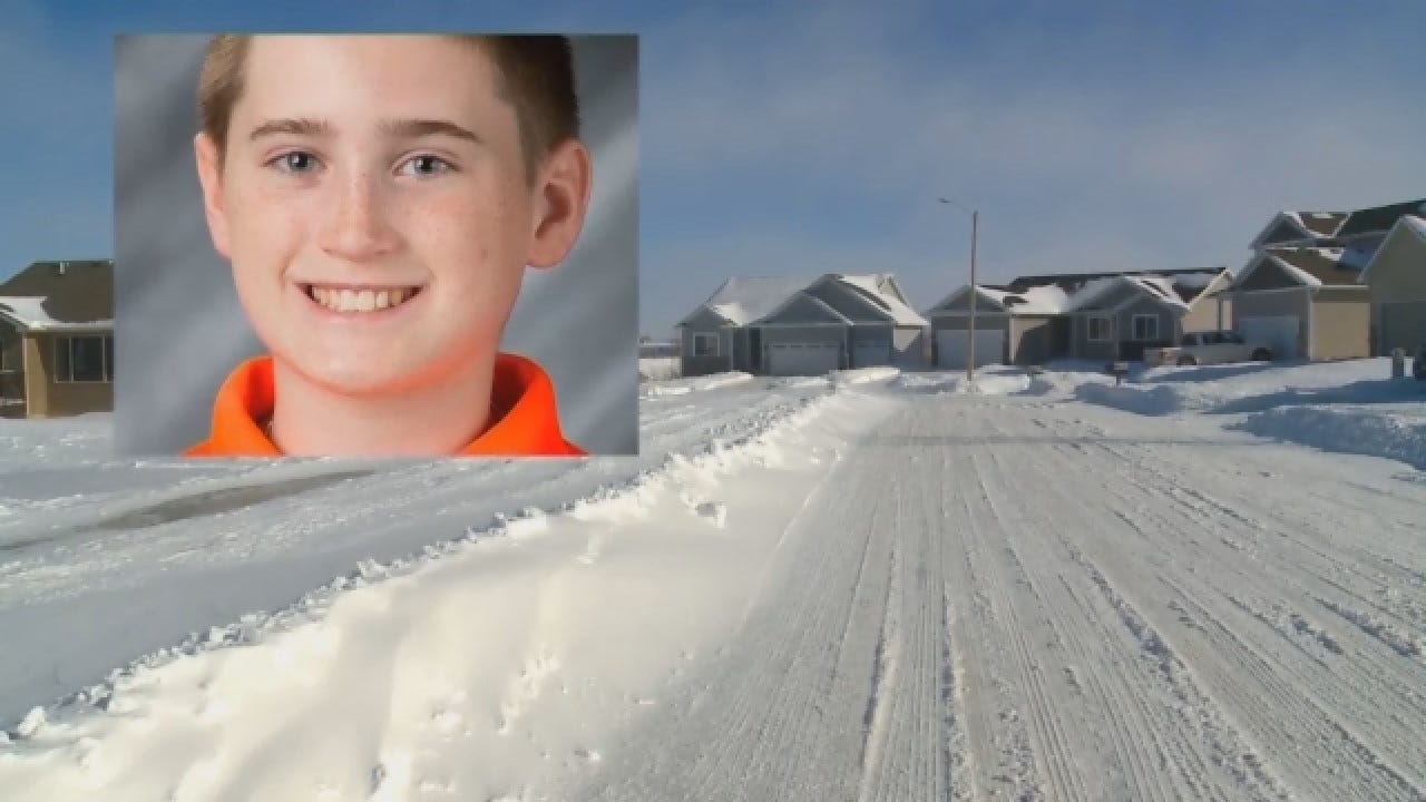 Boy Who Left Home In Snowstorm After Fight Over Cellphone Found Dead