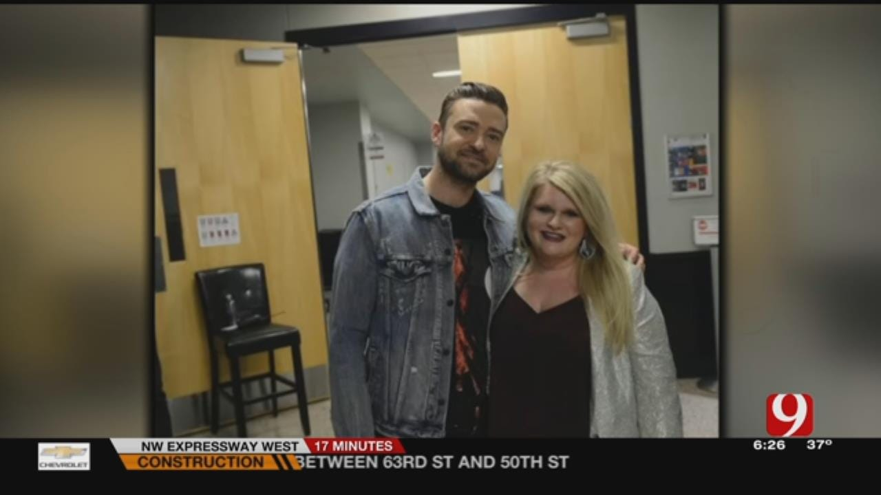 Local Woman Meets Justin Timberlake After Waking From Coma