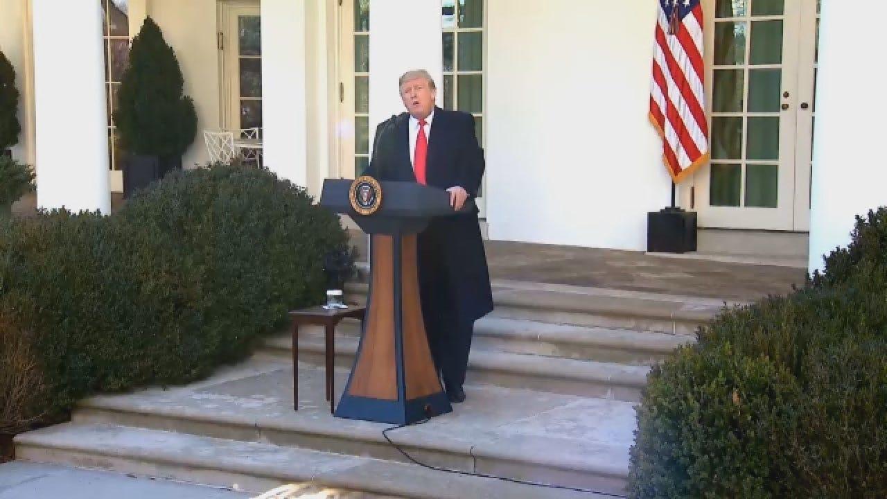 Trump Doubts Negotiators Will Strike Budget Deal He'd Accept