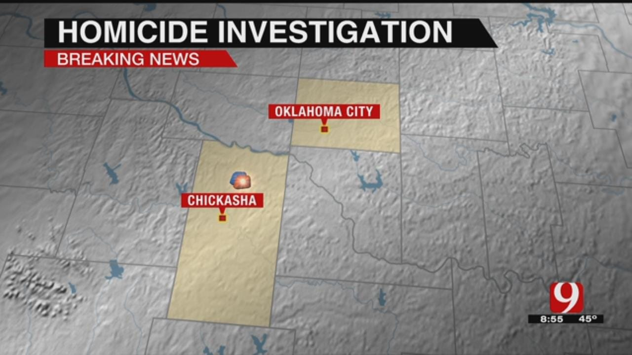 Police Investigate After Homicide Victim Found In Chickasha