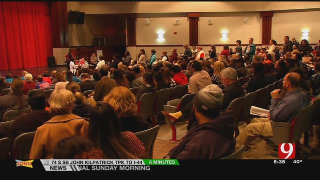 3 Community Meetings Left Before OKCPS Moves Forward With 'Pathway To Greatness'