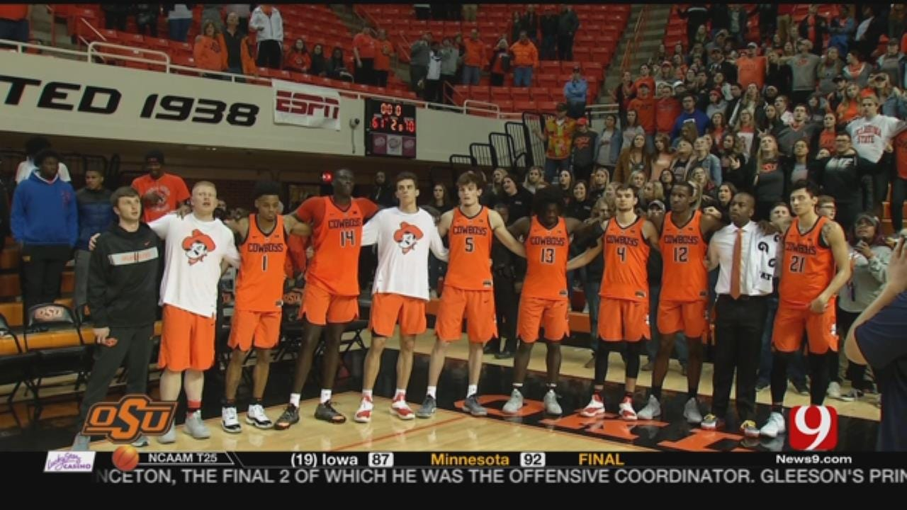Cowboys Top South Carolina After Bedlam Loss