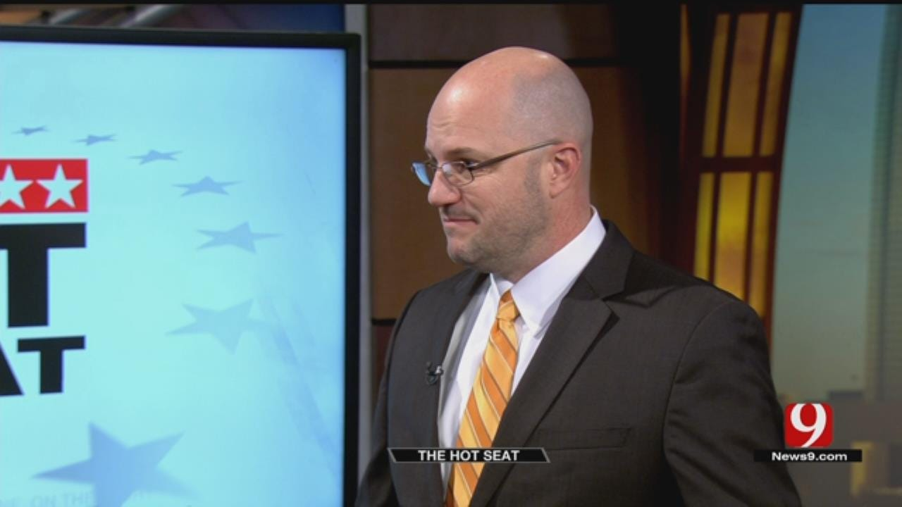 The Hot Seat: Economic Growth In Oklahoma