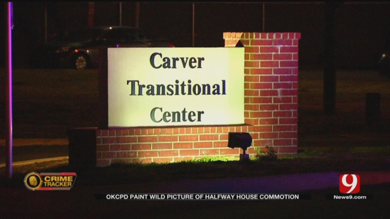 OCPD Releases Report In Violent Disturbance At Prison Halfway House