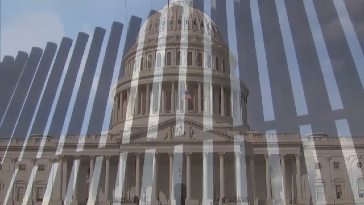 Talks Start As Senate Rejects 2 Plans For Ending Shutdown