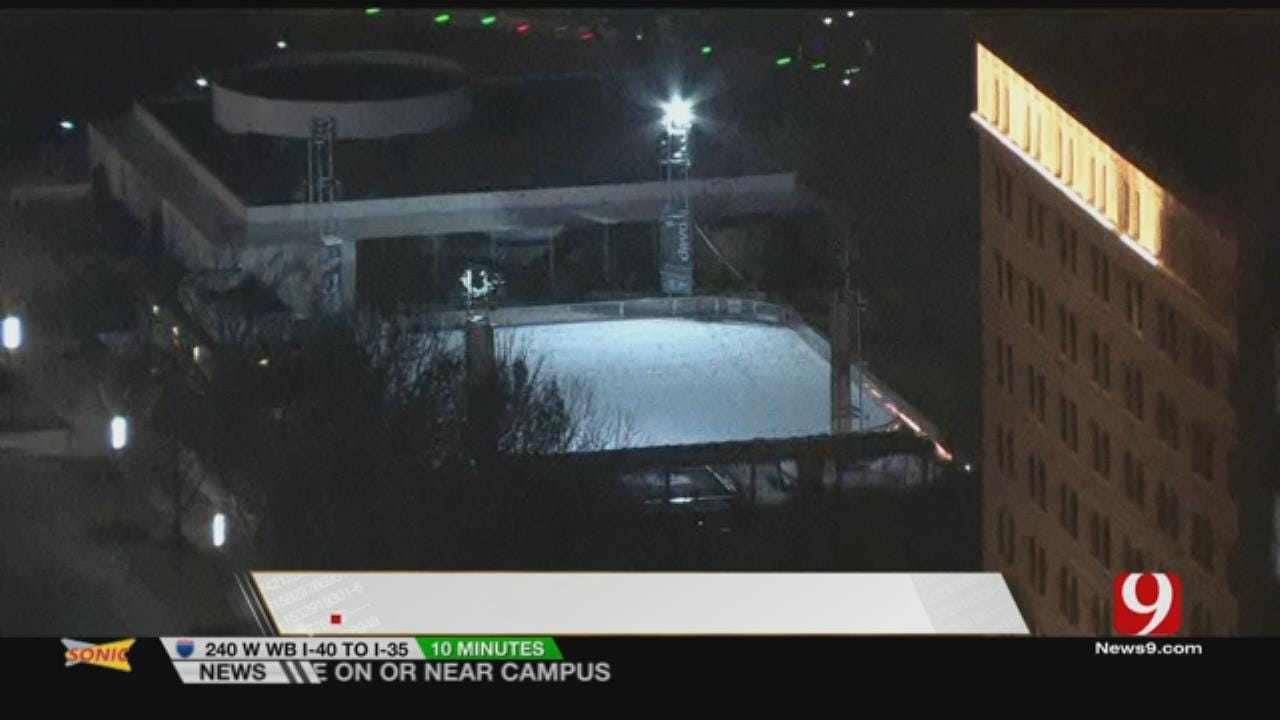Devon Ice Rink Closes Sunday