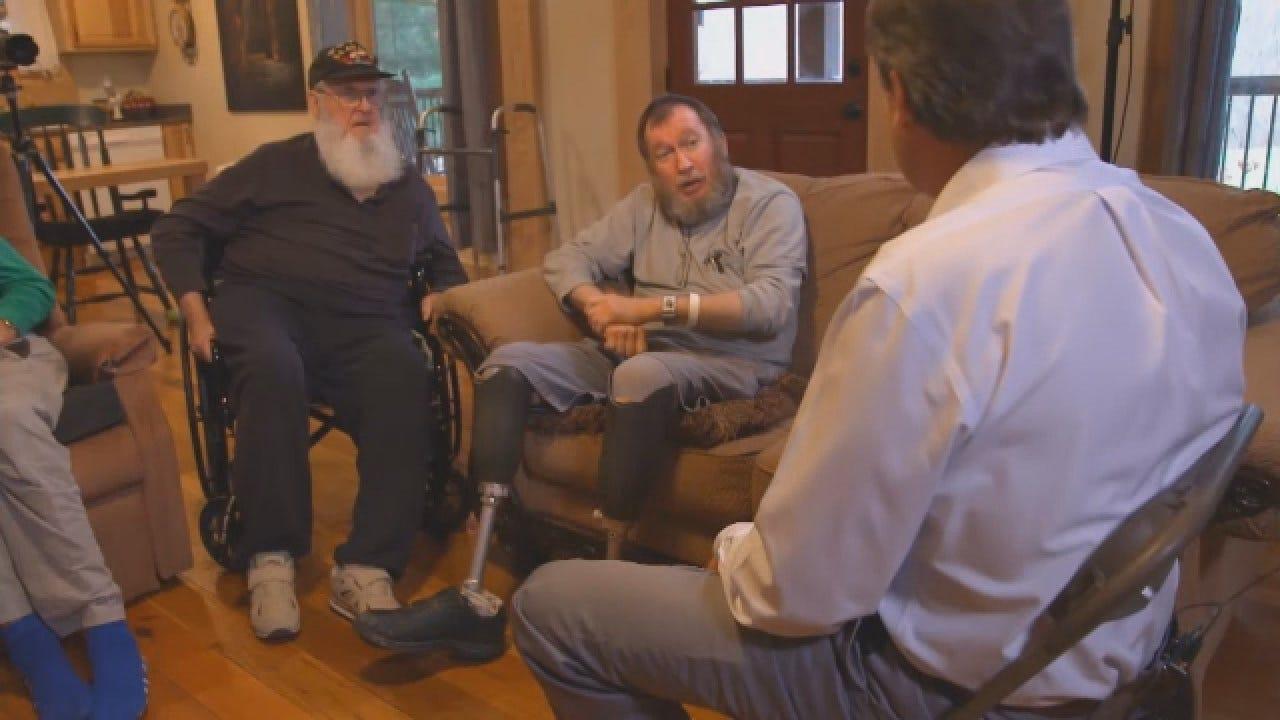 Americans Taking In Homeless Veterans