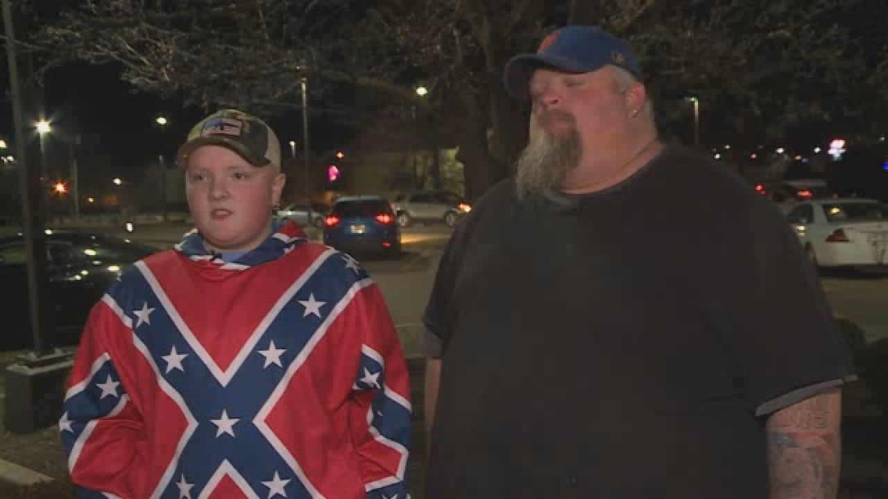 Students Facing Consequences After Wearing Confederate Flag Attire To School