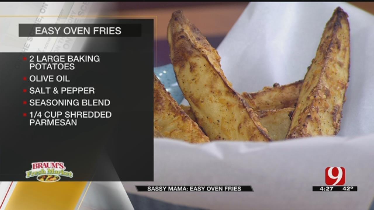 Easy Oven Fries