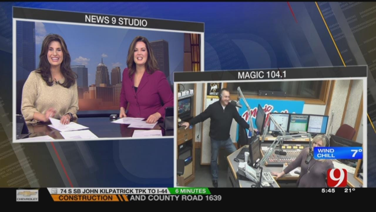 Friends From Magic 104.1 Introduce Instagrams Newest Star