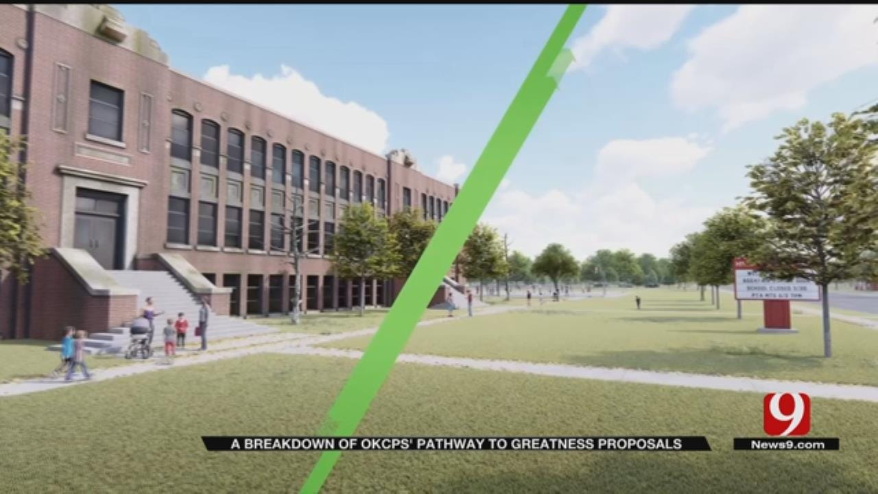 Ahead Of Announcement, Website Leaks OKCPS Plan For Schools