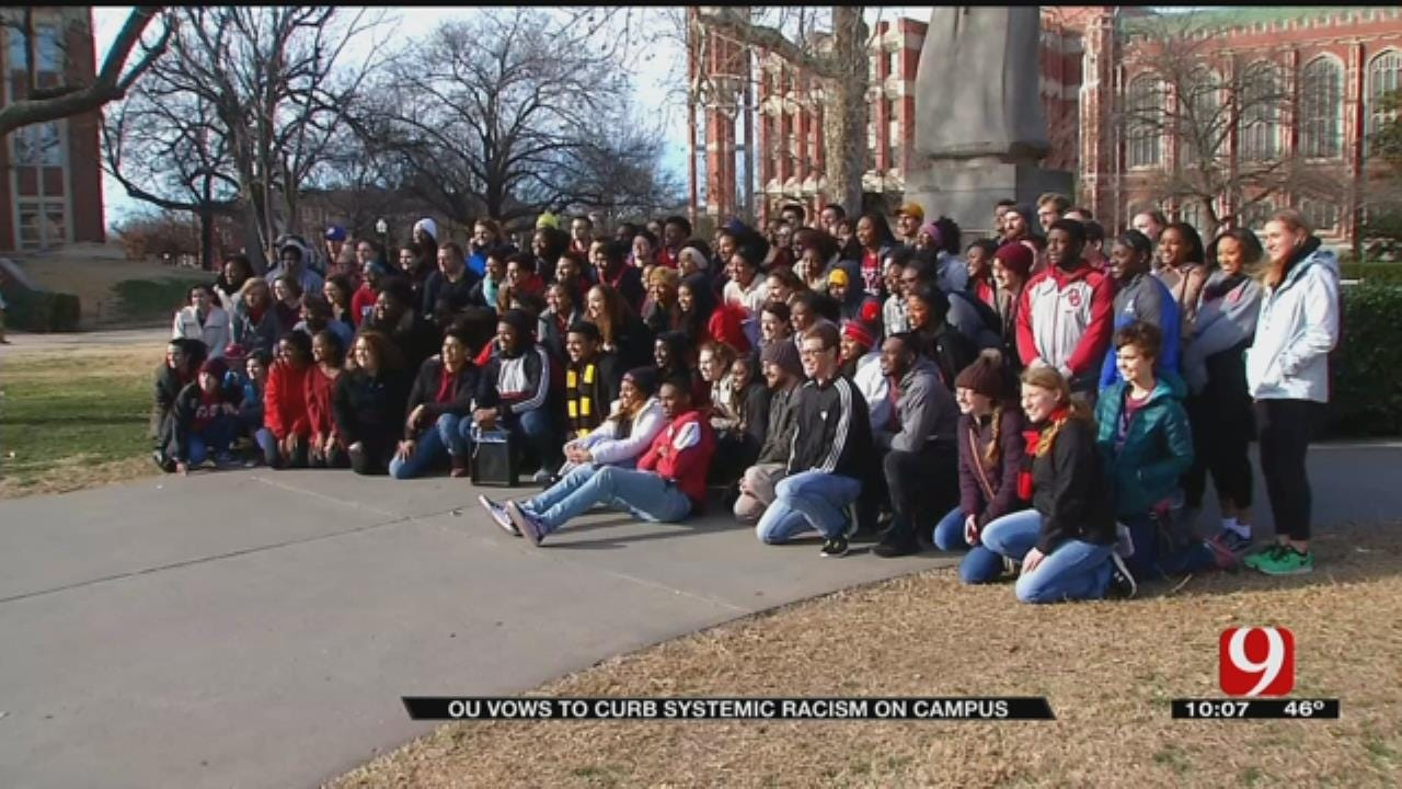 OU Students Unite, Pray For Healing After Viral Racist Video