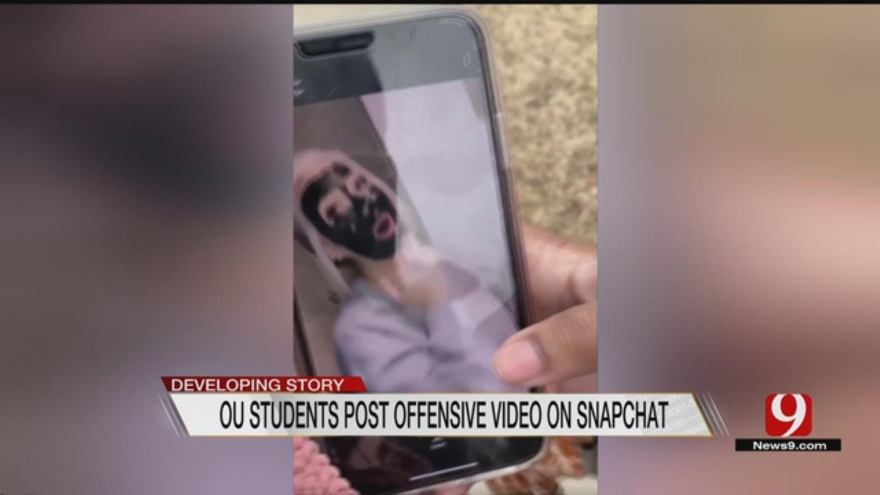 OU Students And Administration Respond To Offensive Viral Video