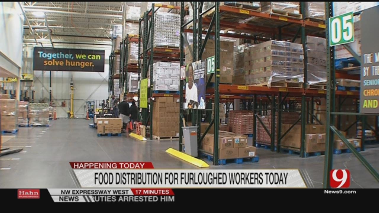 Local Non-Profits Team Up To Assist Federal Employees During Govt. Shutdown