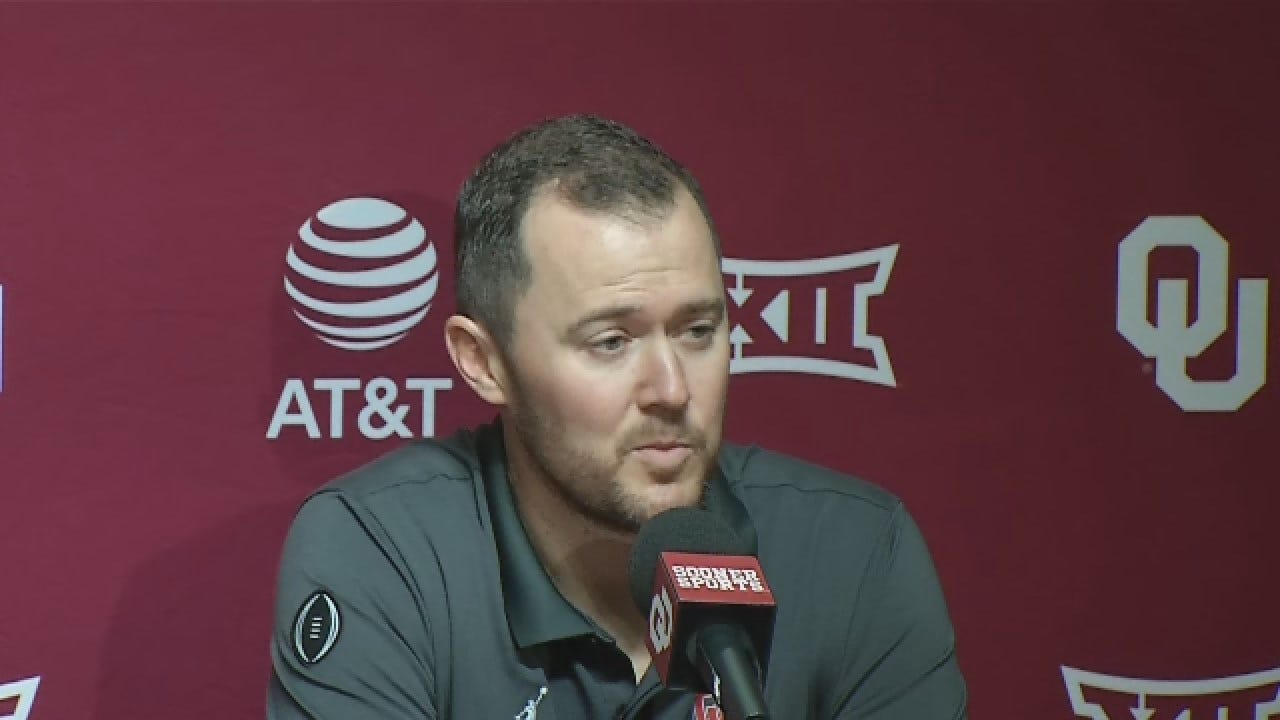 Lincoln Riley Discusses Austin Kendall Transfer