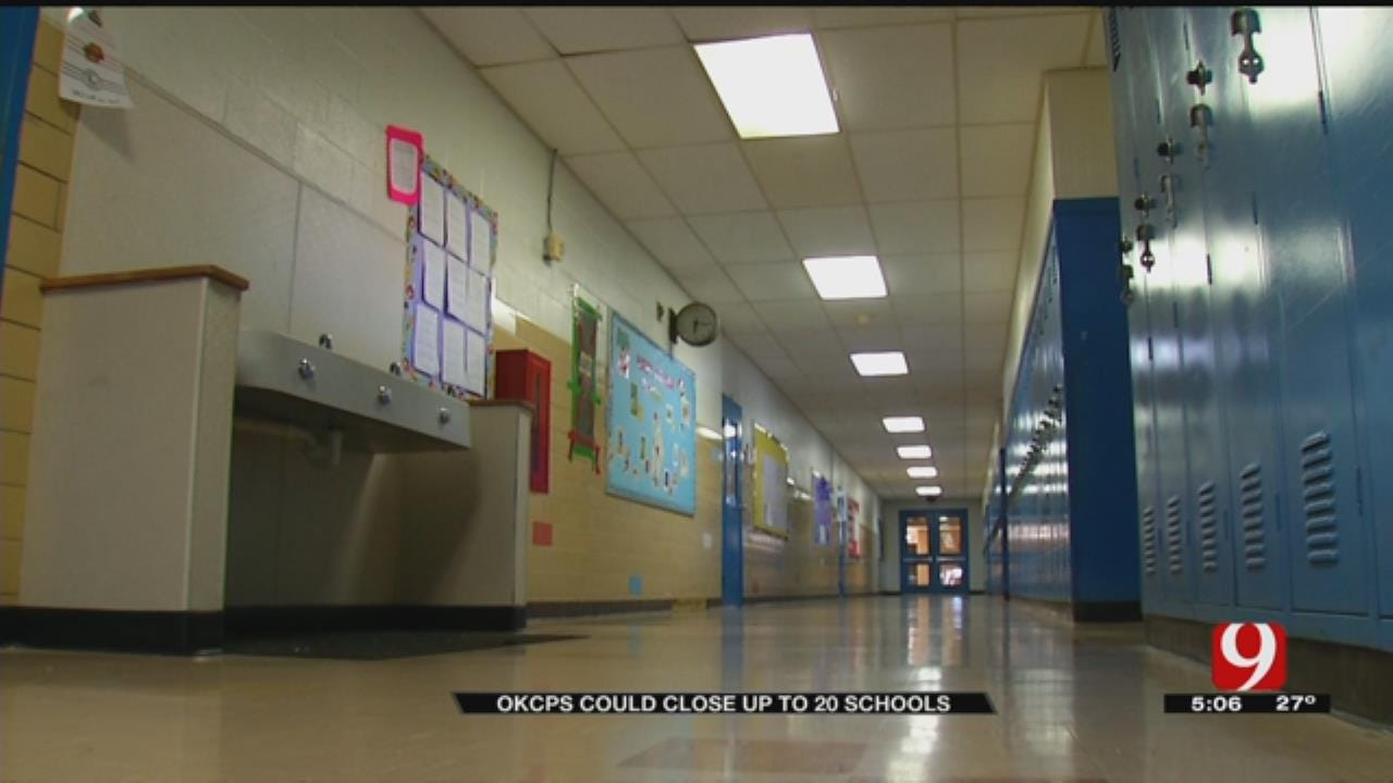 Oklahoma City Public School District Could Close Up To 20 Schools