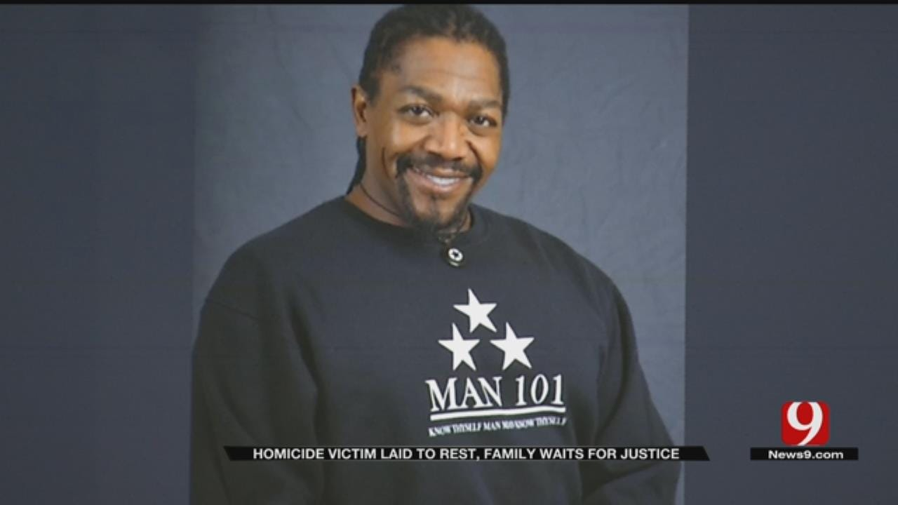 OKC Triple Homicide Victim Laid To Rest; Family Waits For Justice
