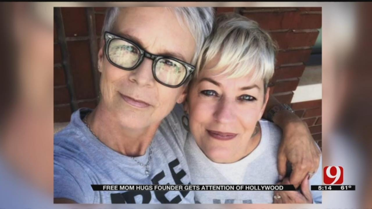 Oklahoma Founder Of 'Free Mom Hugs' For LGBTQ+ Community Gets Attention Of Hollywood