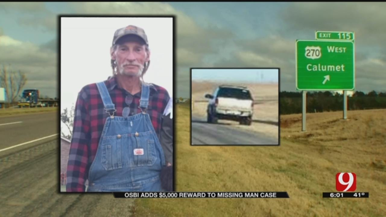Missing Man's Family Hopes Someone Will Come Forward After Reward Increase