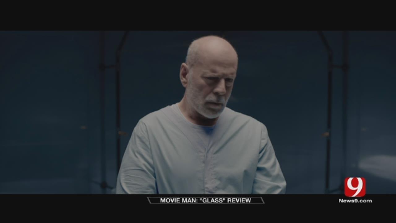 Dino's Movie Moment: Glass