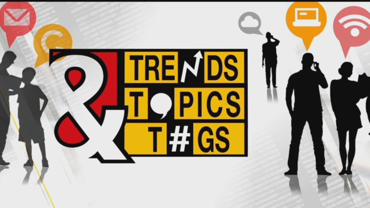 Trends, Topics & Tags: Space Ads