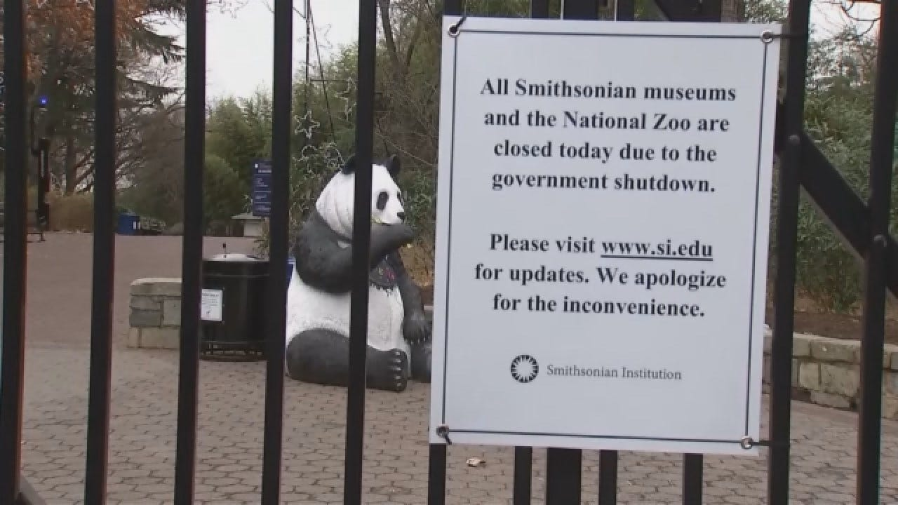 Government Shutdown Standoff Continues Into Its 27th Day