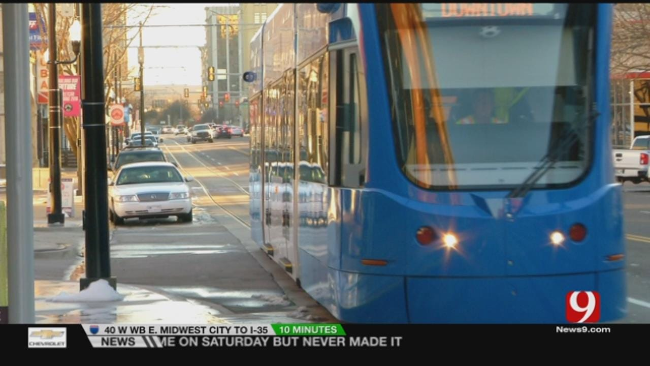 Lots Of Firsts During Beginning Month Of Service For OKC Streetcars