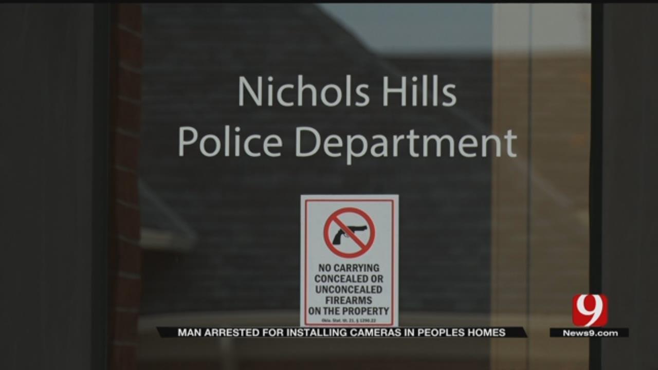 Disturbing Details Released In Case Of Nichols Hills Peeping Tom