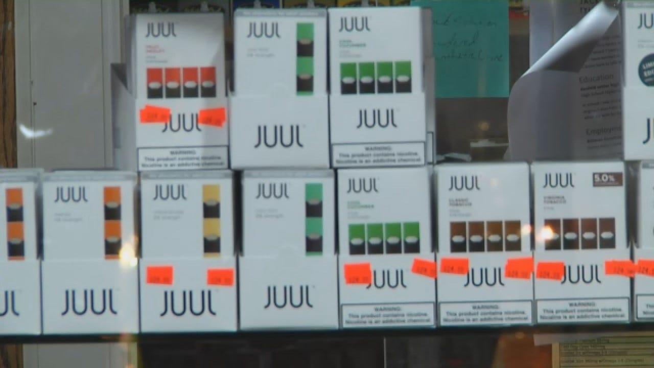 Age Hike To Purchase Tobacco Products Considered