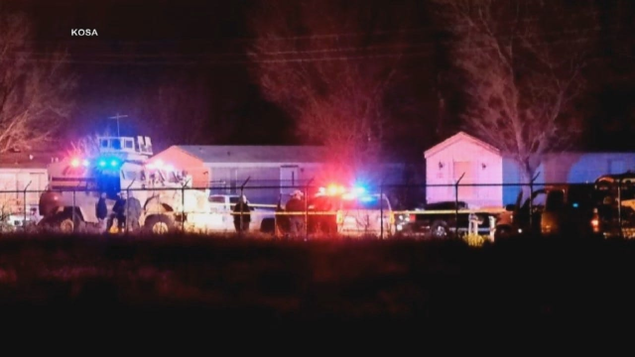 Three Deputies Recovering From Injuries Sustained In Officer-Involved Shooting