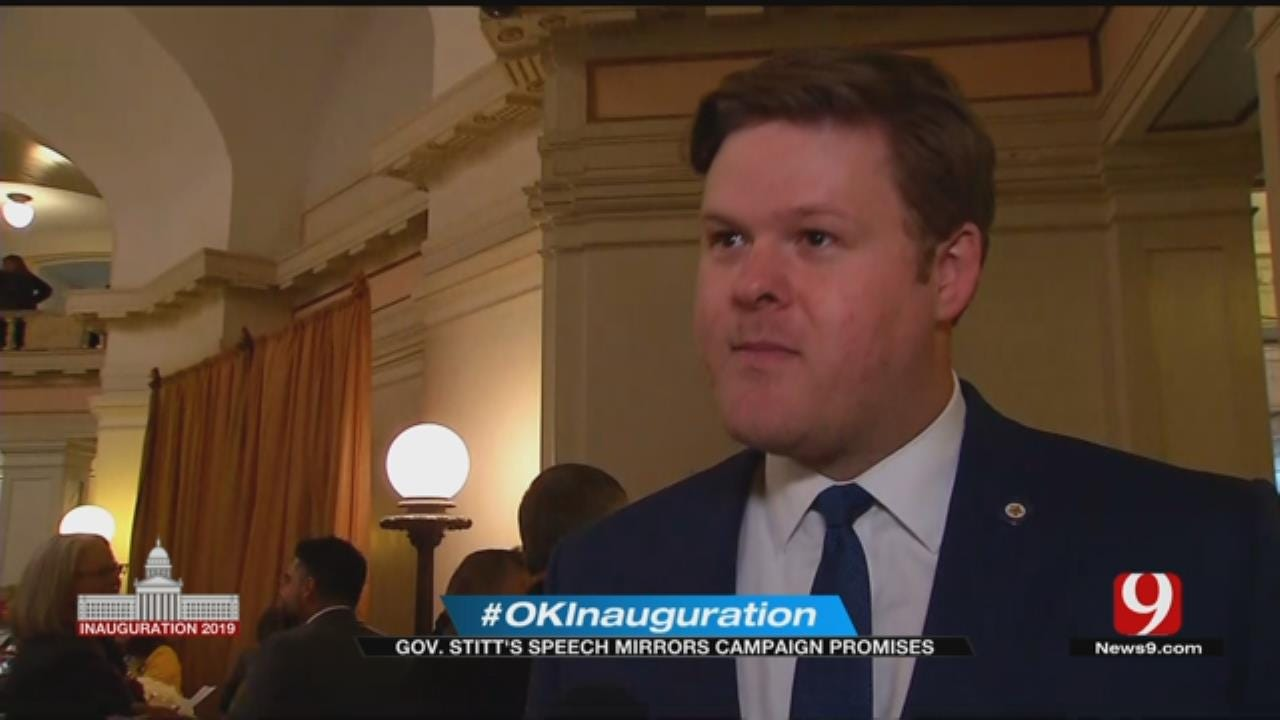 Democrats Cautiously Optimistic About Working With Governor Stitt