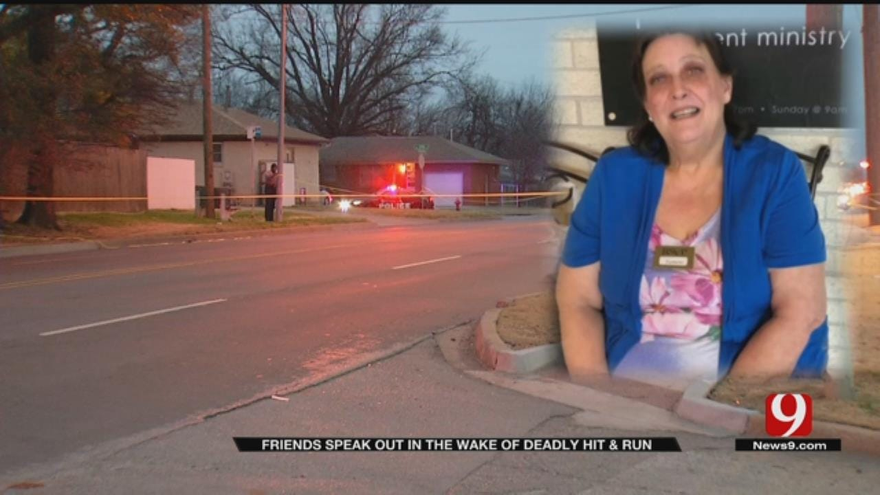 Friends Remember Victim of Friday Hit and Run