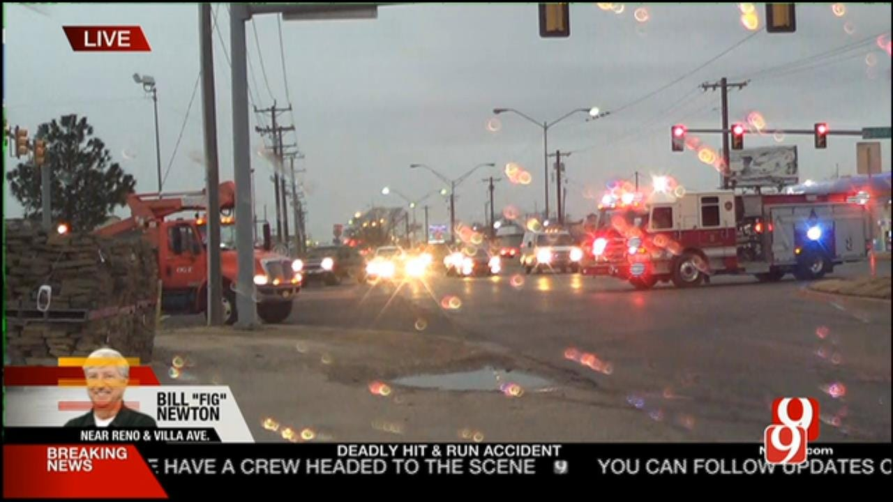 Traffic Update: Down Power Lines Cause Traffic Mess On Reno At Agnew