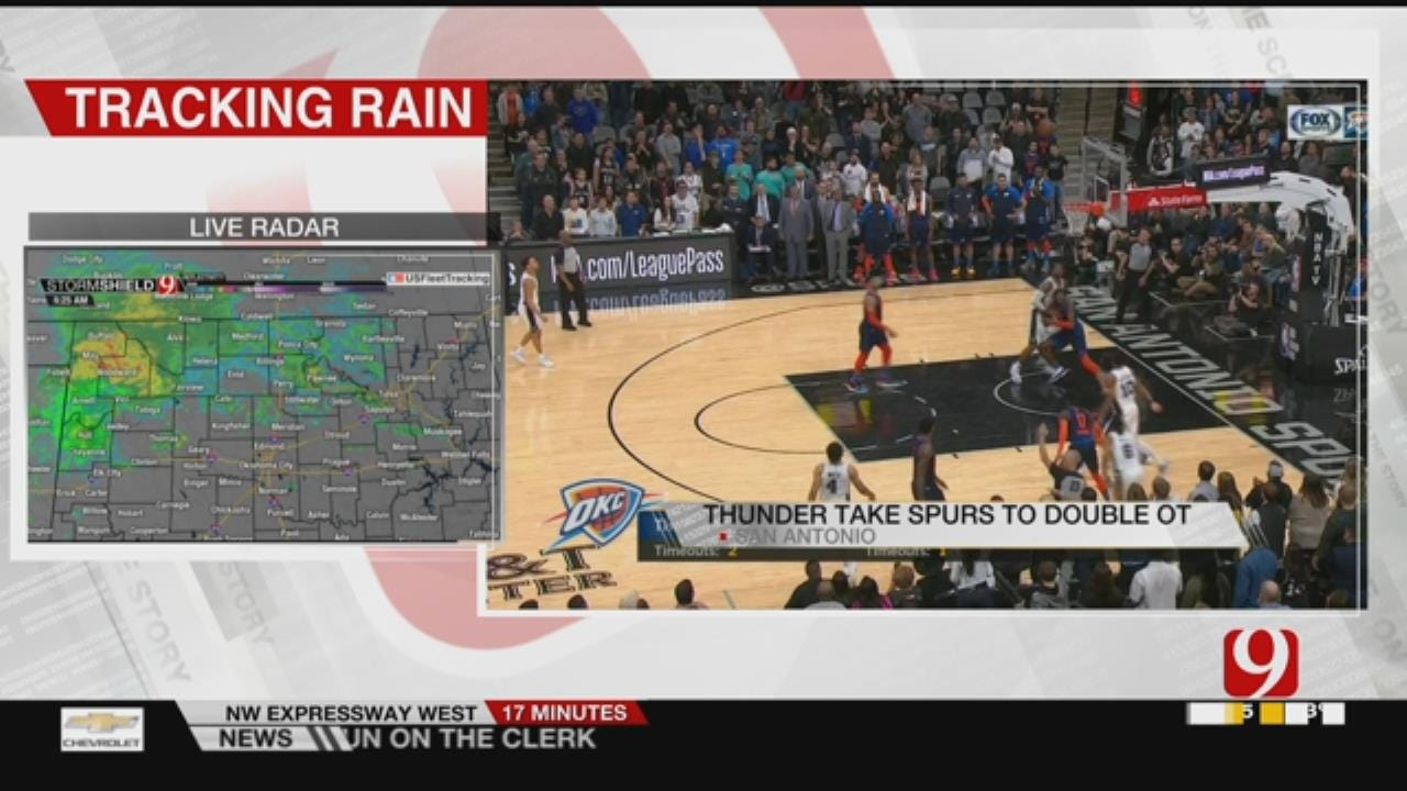 WATCH: Morning Breakdown Of The Thunders Loss To The Spurs