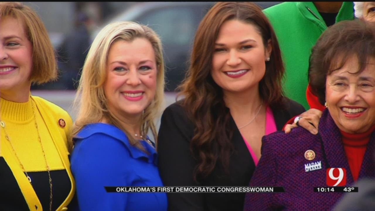 1-On-1 With Oklahoma's First Democratic Congresswoman Kendra Horn