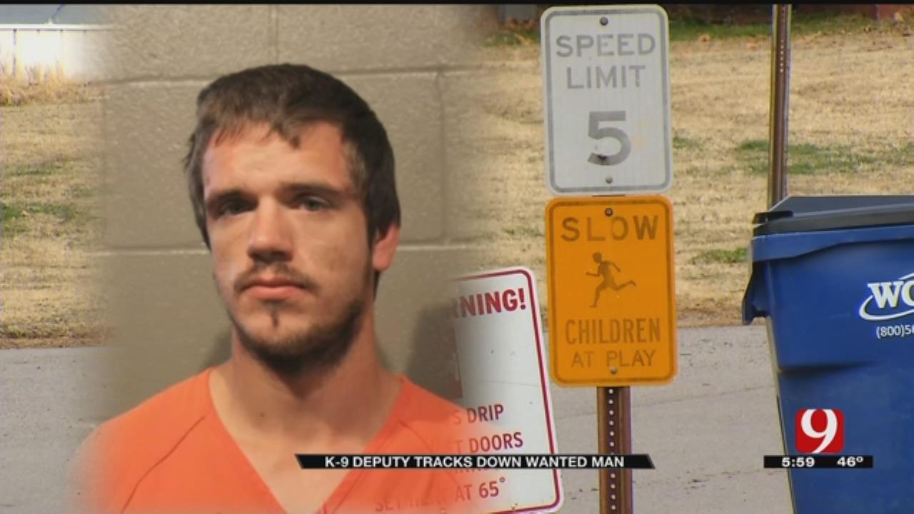 Cleveland County K-9 Captures 2nd Fugitive In 2 Months