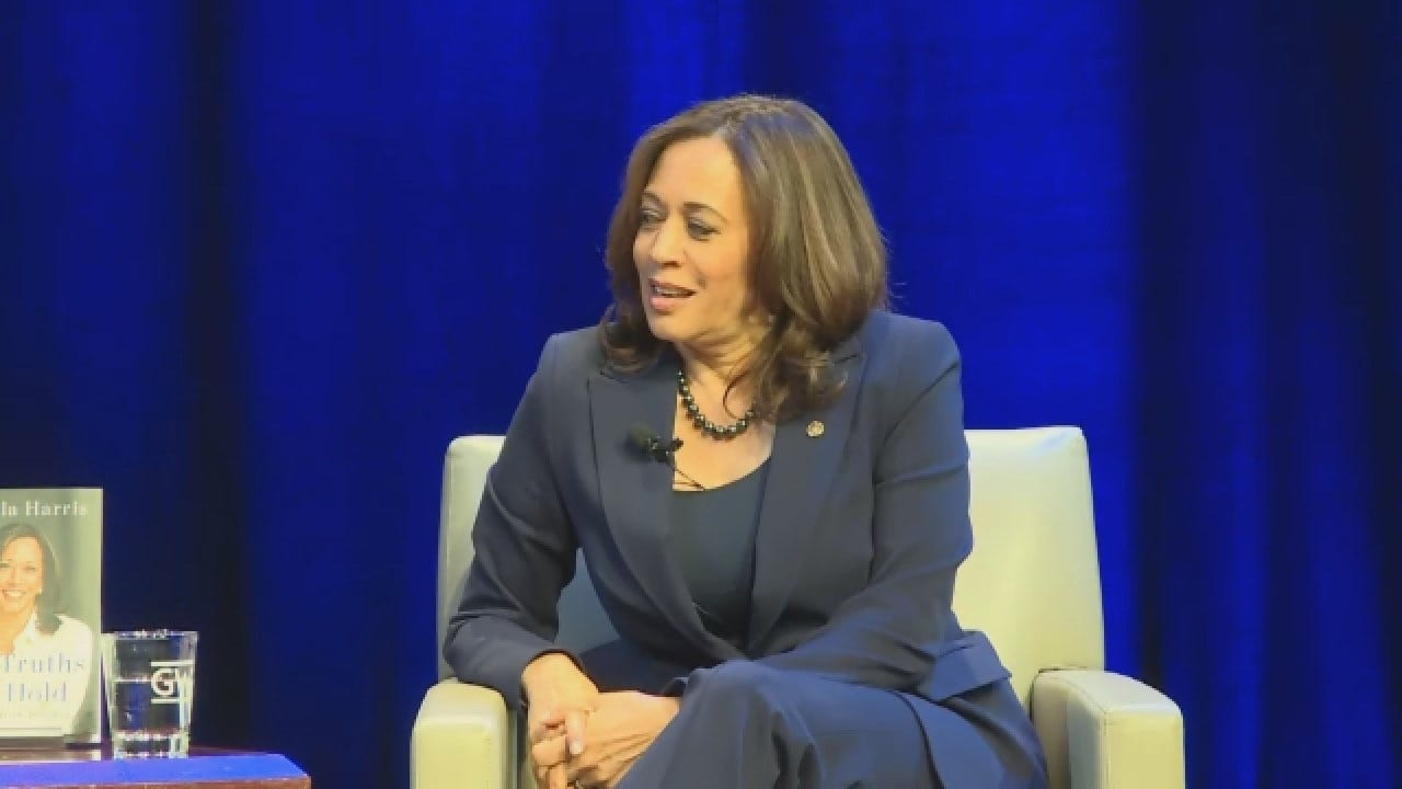 Kamala Harris Set To Toss Hat Into Presidential Ring: Sources