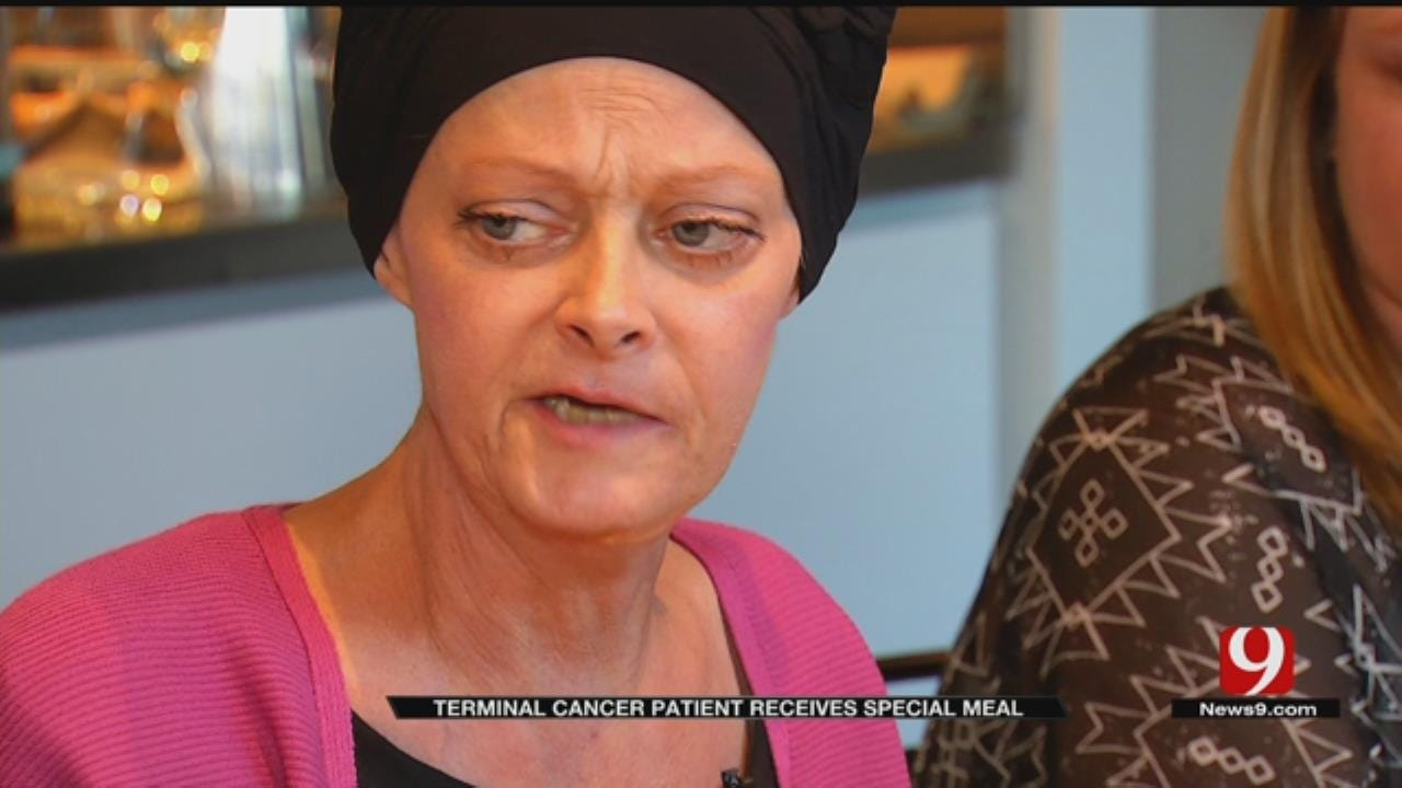 Terminal Cancer Patient Treated To Day 'Fit For A Queen' In OKC