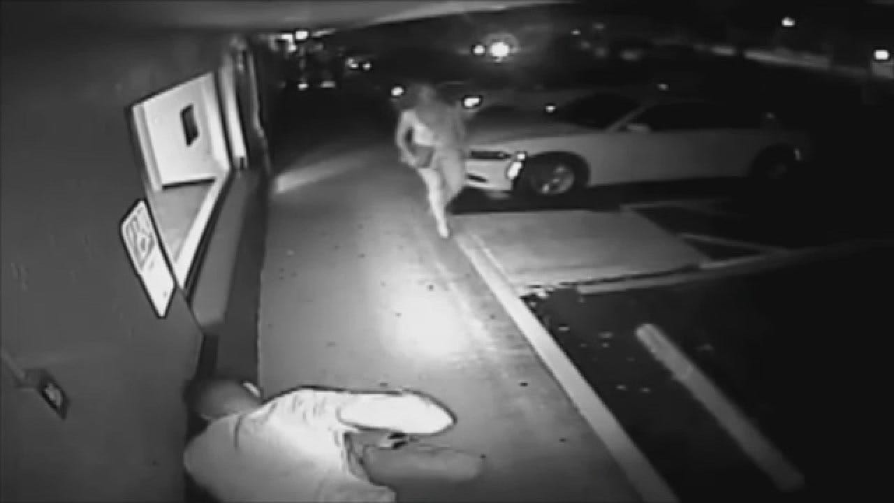 Caught On Video: Brutal Beating Leaves Victim In A Coma