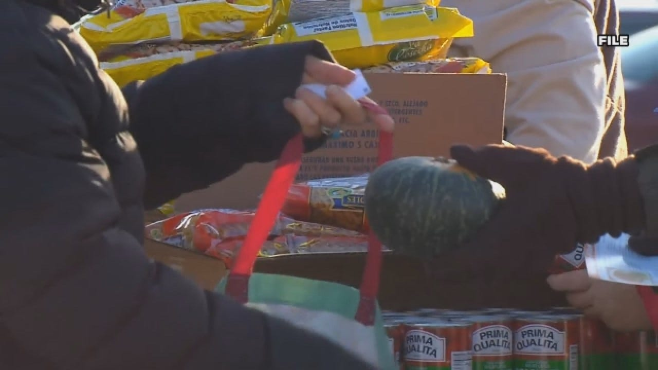 Millions Could Face Severe Cuts To Food Stamps Due To Government Shutdown