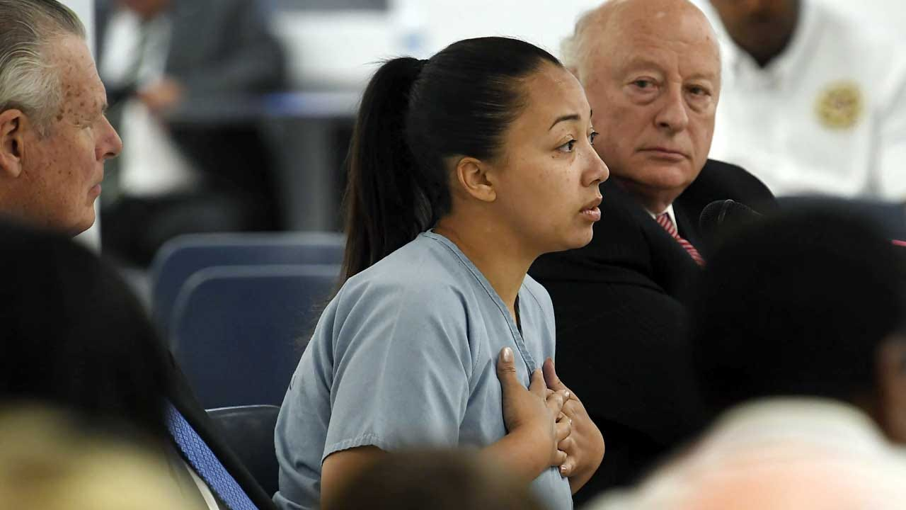 Tennessee Governor Grants Clemency To Cyntoia Brown, Woman Who Said She Was A Sex Trafficking Victim